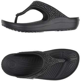 f80f39a91cd7 Crocs Rubber Sole Sandals For Women - ShopStyle UK