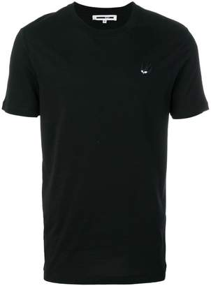 McQ Swallow badge T-shirt