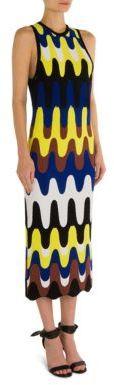 Emilio PucciEmilio Pucci Knit Patterned Dress