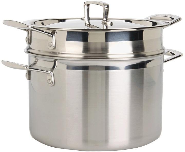 Le Creuset Tri-Ply 7.5 Qt. Pasta Pot With Insert