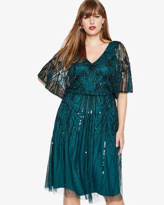 Phase Eight Zoe Beaded Dress