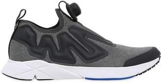Pump Supreme Hoodie Sneakers