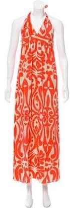 Alice & Trixie Silk Maxi Dress w/ Tags
