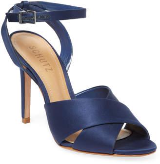 Schutz Women's Estrelina High Heel Sandal