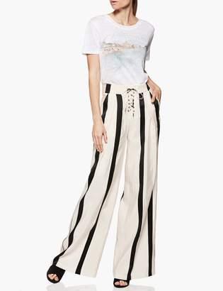 Paige Cassandra Shirt - Picture Perfect White