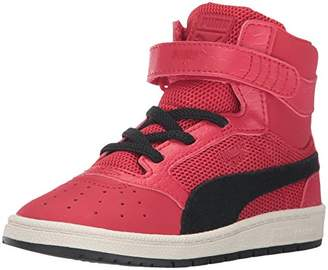 Puma Kids' Sky II Hi Color Blocked Inf Sneaker