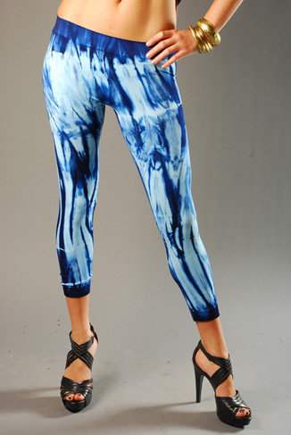 Chola Tie Dye Leggings