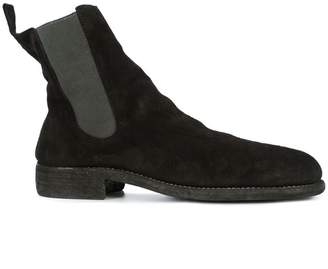Guidi slouchy Chelsea boots