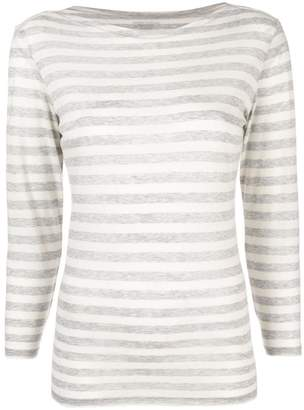 Majestic Filatures striped sweater