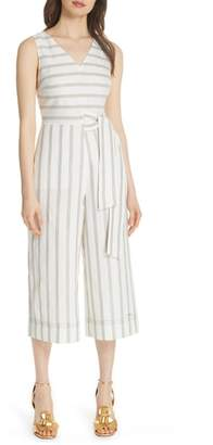 Ted Baker Colour by Numbers Zelma Stripe Jumpsuit