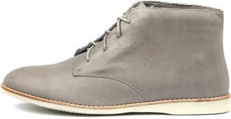 Silent d Neless Blue grey Boots Womens Shoes Casual Ankle Boots