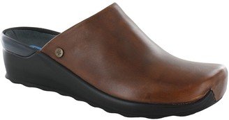 Wolky Leather Clogs - Go