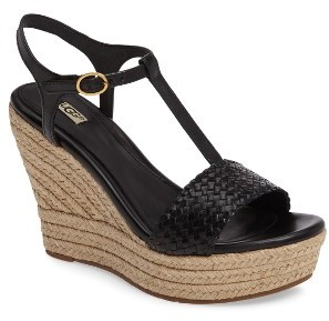 Women's Ugg Fitchie Ii Espadrille Wedge Sandal $139.95 thestylecure.com