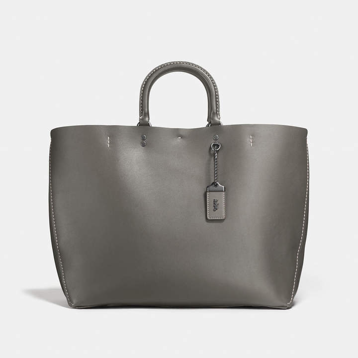 Coach   COACH Coach Rogue Tote In Glovetanned Calf Leather