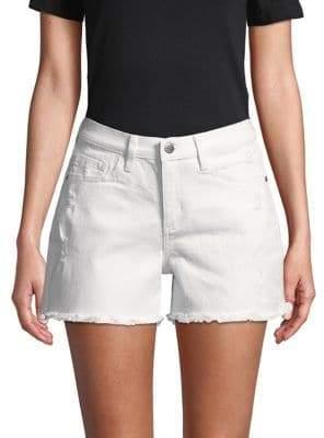 Buffalo David Bitton Classic Frayed Shorts