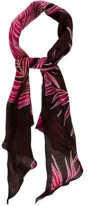 Gucci Silk-Blend Printed Bandana