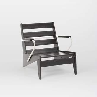 west elm Modern Adirondack Lounge Chair
