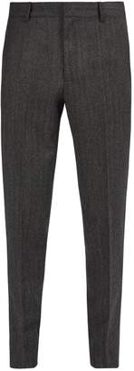 Stella McCartney Davie herringbone wool trousers