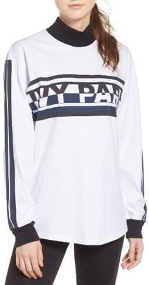Women's Ivy Park Broken Logo Tee $36 thestylecure.com
