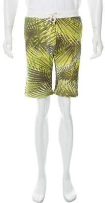 Garciavelez Palm Lounge Shorts w/ Tags