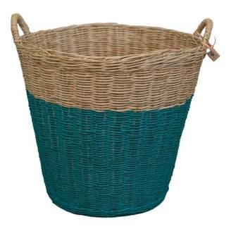 Numero 74 Storage Basket - Petrol Blue