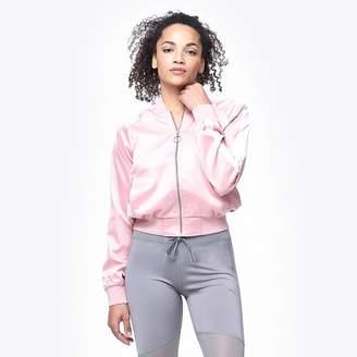 Puma En Pointe Satin Jacket - Women's