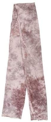 Zadig & Voltaire Printed Bamboo Scarf