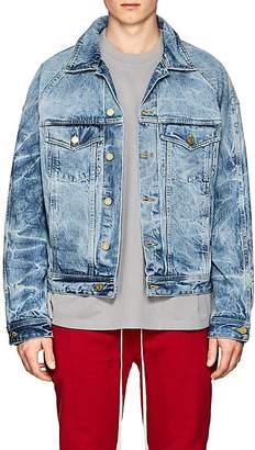 Fear Of God Men's Acid-Washed Denim Jacket