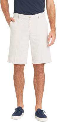 Izod Men's Classic-Fit Seersucker Flat-Front Shorts