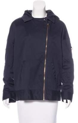 Marc by Marc Jacobs Short Sleeve Zip Jacket