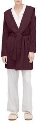 UGG Shawl Collar Self-Tie Robe