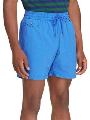 Polo Ralph Lauren Explorer Nylon Swim Trunks