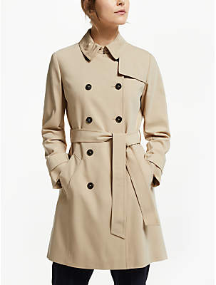 Marella Razza Trench Raincoat, Camel