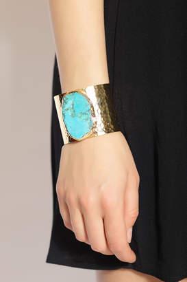 Charlene K Turquoise Gemstone Cuff