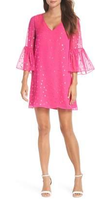 Lilly Pulitzer R) Caroline Chiffon Tunic Dress