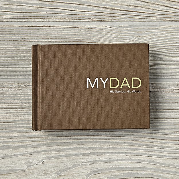 My Dad: His Stories. His Words.