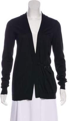 Hermes Long Sleeve Knit Cardigan