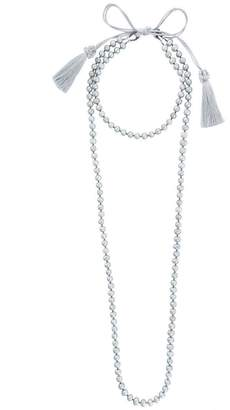 Night Market pearl layered necklace
