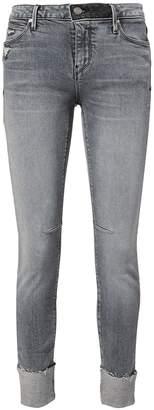 RtA Nova Cuffed Skinny Jeans