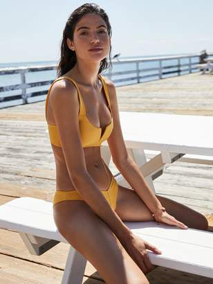 Reformation Costa Bikini Top