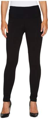 Tribal Pull-On 28 Flatten It Leggings w/ Mesh Leg Detail Women's Casual Pants
