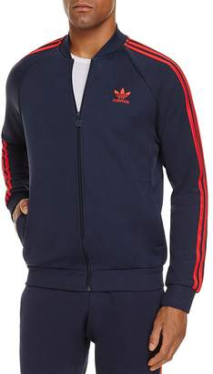 adidas Originals SST Zip-Front Track Jacket $70 thestylecure.com
