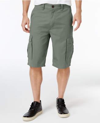 Lrg Men Big and Tall Ripstop Cargo Shorts