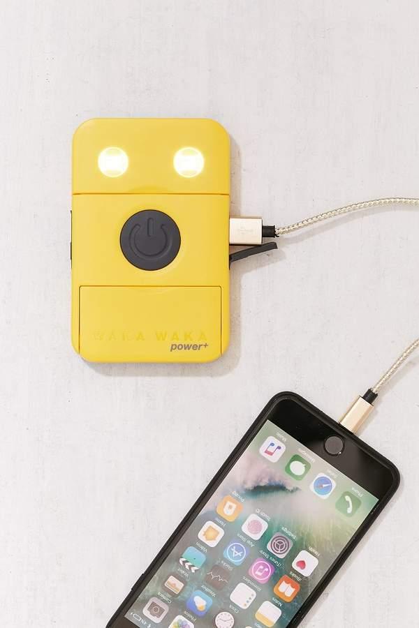 WakaWaka Power+ Solar-Powered Light + Phone Charger