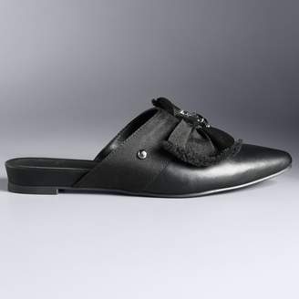 Vera Wang Simply Vera Happiness Women's Slip-On Sandals