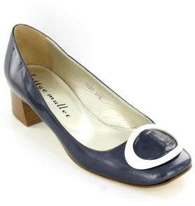 Bettye Muller Square Toe Pump