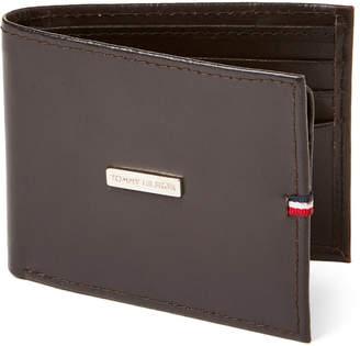 d780a8f102 Tommy Hilfiger Leather Wallet - ShopStyle