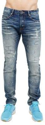 Cult of Individuality Rockabilly Modern-Fit Cotton Jeans