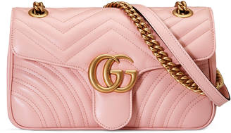 GG Marmont matelassé shoulder bag $1,890 thestylecure.com