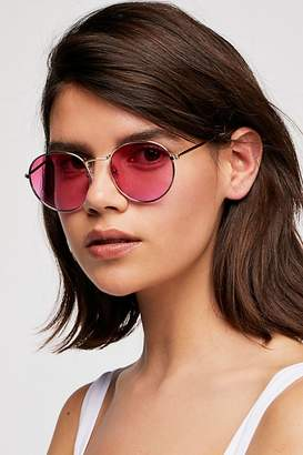 Far Out Round Sunglasses